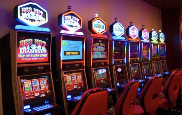 как выбрать игровой автомат